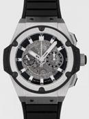 ウブロ コピー代引きキングパワー ウニコ チタニウム 701.NX.0170.RX グレースケルトン最高品質ロレックス偽物時計