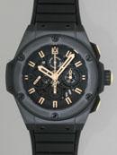 ウブロ HUBLOT キングパワー バルハーバー 710.CI.1190.GR.BHM10 世界限定25本 ブラックスケルトンスーパーコピーブランド腕時計