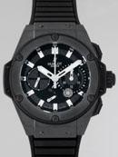 ウブロ HUBLOT キングパワー フドロワイアント 709.CI.1770.RX ブラックマコピー腕時計代引き