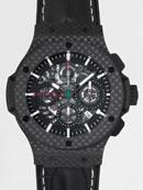 ウブロ HUBLOT ビッグ・バン アエロバン 311.QX.1129.HR.MEX11 スクーデリア・ロドリゲス 世界限定125本 ブラックスケルトン腕時計激安代引き