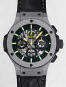 ウブロ HUBLOT ビッグ・バン アエロバン 311.AI.1149.HR.NIE11 ニーマイヤー 世界限定104本 ブラックスケルトン最高品質ロレックス偽物時計