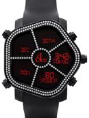 ジェイコブ時計 スーパーコピー専門店安全 デジタル 5タイムゾーン ゴースト JC-GST-WHD2.9