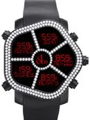 ジェイコブ コピー時計最高級品韓国デジタル 5タイムゾーン ゴースト JC-GST-WHD2.9
