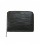 ルイヴィトン財布 コピーおすすめ 後払いエピ ジッピーコインパース ノワール  M60152