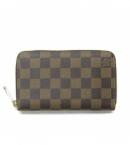 格安ばれないヴィトン スーパーコピー後払い通販 ダミエ財布 ジッピーコンパクト ウォレット N60028
