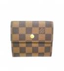 ヴィトン コピーブランド 代引き通販おすすめダミエ財布 Wホック ポルトフォイユエリーズ N61654