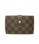 (LOUIS VUITTON)ヴィトン コピー 財布 ブランド激安 ダミエがま口財布 ポルトフォイユヴィエノワ N61674
