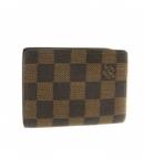 (LOUIS VUITTON) ヴィトン 財布 偽物 ブランド 激安 ダミエ名刺カード入れ オーガナイザードゥポッシュ N61721