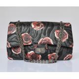 chanelコピー代引きECS009260牛革 ブラック 女性 ショルダーバッグ