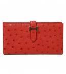 エルメス 財布 スーパーコピー 代引き 商品口コミベアンスフレ ブーゲンビリア オーストリッチ  HER-037