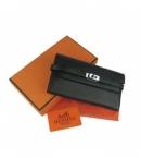エルメス 財布 コピー代引き専門  ケリーウォレット ブラック HR12024