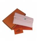 代引きできるお店 エルメス 財布 コピー ブランド ケリーウォレット ピンク HR12028