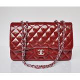 赤い chanelスーパーコピー代引きエナメル CHANEL女性 ショルダーバッグ ECS009229