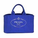 プラダ コピートートバッグ n級代引き カナパ 2012年新作 BN1872 CANAPA COBALTO