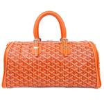 ゴヤール ブランドコピー 代引き 商品通販ボストンバッグ オレンジ ABACROISIERE3507
