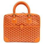 ゴヤール   ブリーフケース(ビジネスバッグ) オレンジ AMADIPLOMATE07