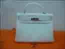 エルメススーパーコピー ケリー ハンドバッグホワイトHR3517