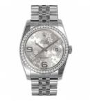 ロレックス ブランドスーパーコピー代引き腕時計通販後払い 激安 オイスターパーペチュアル デイトジャスト 116244