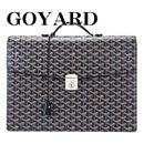 ゴヤール GOYARD バッグ ビジネスバッグ ブラック ABUCHYPRE 1S 01