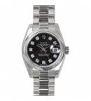 (ROLEX)ロレックスコピー 腕時計 オイスターパーペチュアル デイトジャスト 179166G