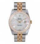 (ROLEX)ロレックスコピー 腕時計 オイスターパーペチュアル デイトジャスト 116243NG