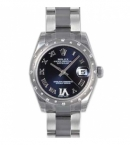(ROLEX)ロレックス コピー 時計 オイスターパーペチュアル デイトジャスト 178344