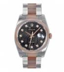 ロレックスコピー 腕時計 オイスターパーペチュアル デイトジャスト 116201G