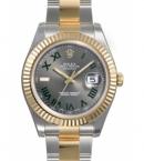 ロレックスコピー 時計  オイスターパーペチュアル デイトジャスト11 116333