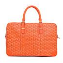 ゴヤール ビジネスバッグ ブリーフケース オレンジGOYARD-072
