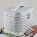 ゴヤール ボックス 化粧バッグ ホワイトGOYARD-073