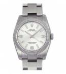 ロレックス スーパーコピー 代引きおすすめ 後払いメンズ時計 オイスターパーペチュアル 116034