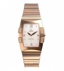オメガ レディース クォーツ コンステレーション クアドレア1186.75 コピー腕時計代引き口コミ