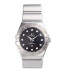 スーパーコピー 代引き オメガ コンステレーション 女性用クォーツ腕時計 123.10.24.60.51.002最高品質
