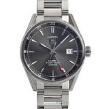 タグホイヤー 偽物腕時計代引き カレラキャリバー7 ツインタイムWAR2012.BA0723