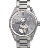 タグホイヤー コピー時計通販後払い カレラグランドデイトGMTWAR5011.BA0723