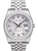 ロレックス ROLEX デイトジャスト ダイアモンドベゼル 116244