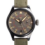 iwc コピー時計おすすめ 口コミ パイロットウォッチ ビッグパイロット・トップガン ミラマーIW501902