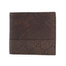 コピーブランド財布代引き グッチ シマ ミストラル 二つ折財布 256418A2O1N2033 安全通販届く