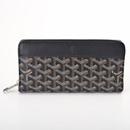 GOYARD 財布コピー代引き対応安全 APMZIP GM ブラック 2700000096901