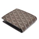 ゴヤール 財布 コピー 二つ折り財布 ブラウン GOYARD-119 代引き中国国内発送