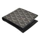 ゴヤール 代引きコピー商品 二つ折り財布 ブラック GOYARD-118