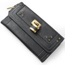 8ep042 7e422 001 クロエ スーパーコピー 財布 小銭入れ付き ブラック通販後払い