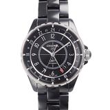 chanel コピーブランド 代引き腕時計J12 38 GMTH3102 代引き中国国内発送メンズ