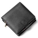 2014年春夏新作ロエベ LOEWE 2つ折り財布118.30.f15 1100 ブラック