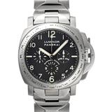 パネライ時計スーパーコピー安全通販  ルミノールクロノ PAM00072