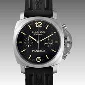 パネライ時計 スーパーコピー ルミノール1950 フライバッククロノ 44mm PAM00361