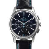 ゼニス キャプテン 36000VPH BLUE PRIMERO 03.2119.40022.C720