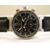 ルイヴィトン  時計 タンブールインブラック・クロノ・7750搭載 LVTC0106
