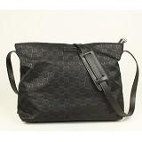 Gucci布革 ブラック コピー グッチバッグ安全代引き日本 308840 男性 ショルダーバッグ メッセンジャーバッグ