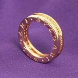 ブルガリ レプリカアクセサリー通販後払い ビーセロワン ダイヤモンド リング(指輪) ピンクゴールド AN854461